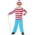 Wheres Wally Child Costume