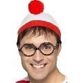 Wheres Wally Instant Costume Kit