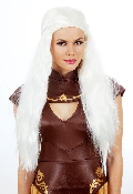 White Dragon Mother Wig