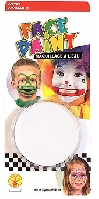 White Face paint Pod