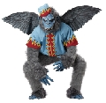 Wizard of Oz Evil Winged Monkey Costume