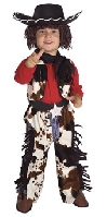 Yarn Babies Cowboy Costume